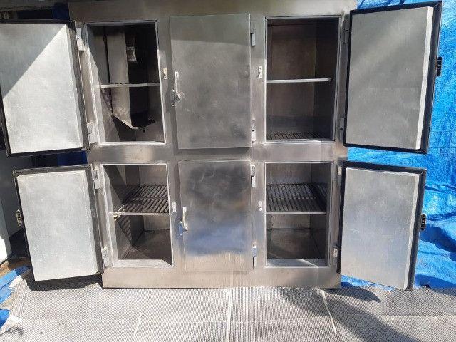 Câmara Fria Industrial 1480 litros - Foto 5