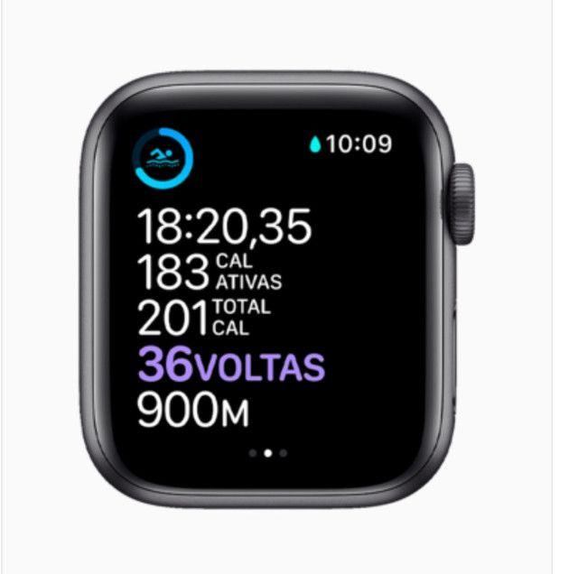 Apple Watch Serie 6 GPS 44MM novo lacrado - Foto 3