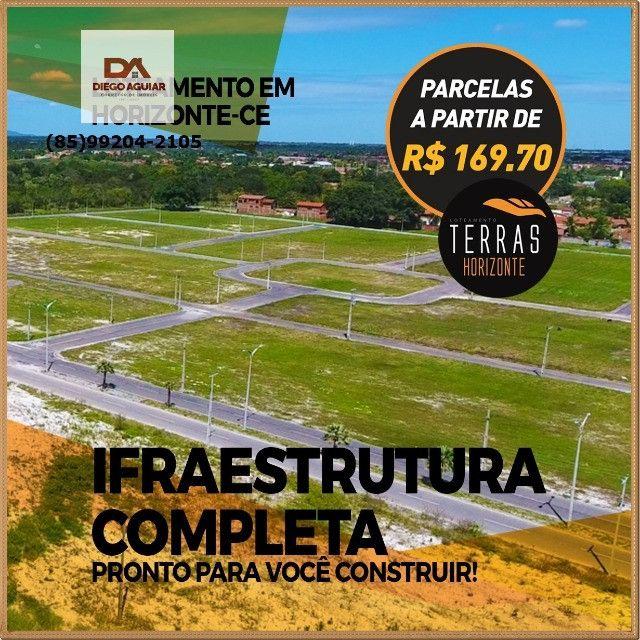 Loteamento Terras Horizonte#Invista no melhor - Foto 7