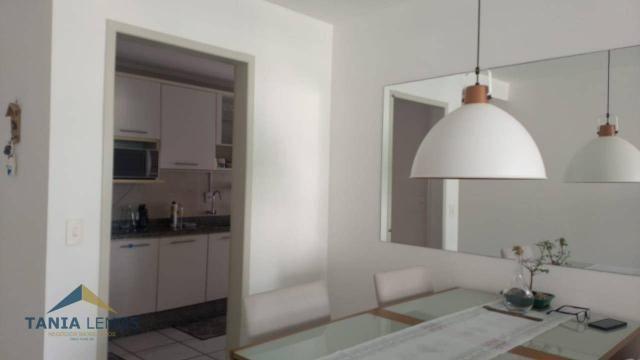 Apartamento com 2 dormitórios à venda, 63 m² por R$ 235.000,00 - Campinas - São José/SC - Foto 3