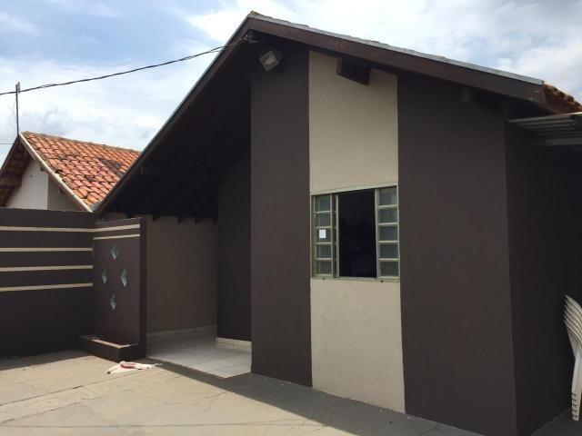 8445 | Casa à venda com 2 quartos em Jardim Novo Horizonte, Dourados