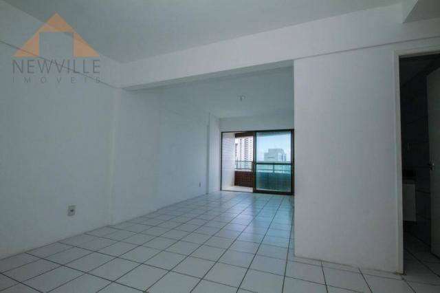 Apartamento com 3 quartos para alugar, 94 m² por R$ 3.785/mês - Boa Viagem - Recife/PE - Foto 6