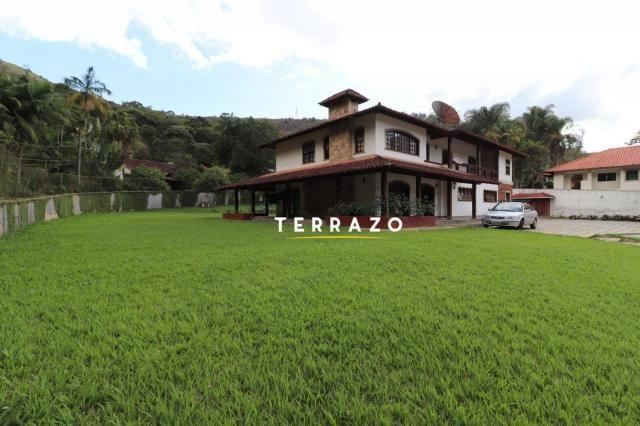 Casa para alugar, 1000 m² por R$ 1.500,00/dia - Golfe - Teresópolis/RJ