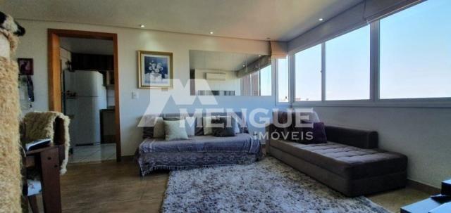 Apartamento à venda com 2 dormitórios em Cristo redentor, Porto alegre cod:10411 - Foto 2