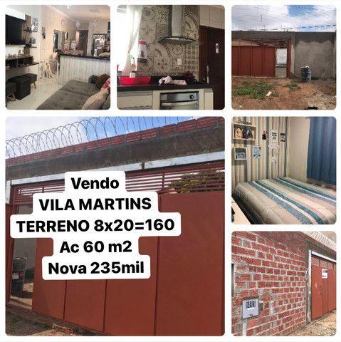 Vendo casa vila Martins