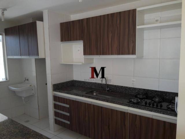 Alugamos apartamento com 3 quartos no Brisas do Madeira - Foto 13