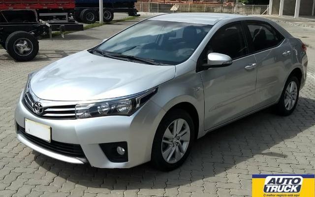 Toyota Corolla Gli 1.8 automatico ano 2015 - Foto 3