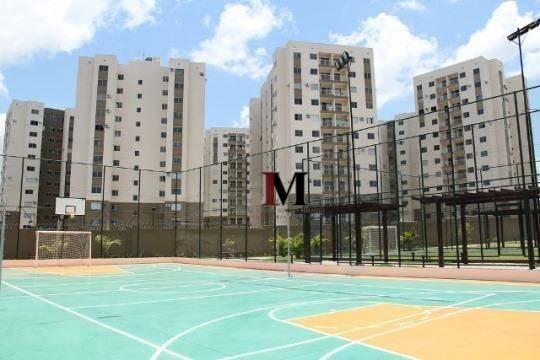 Alugamos apartamento com 3 quartos no Brisas do Madeira - Foto 18
