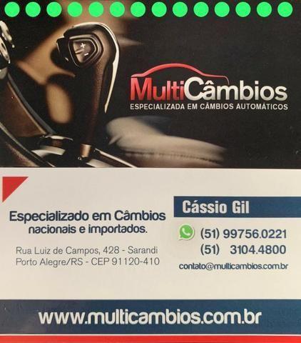 Caixa de Cambio Automatico Mitsubishi L200 Triton Pajero TR4 Todos (a vista em dinheiro) - Foto 2