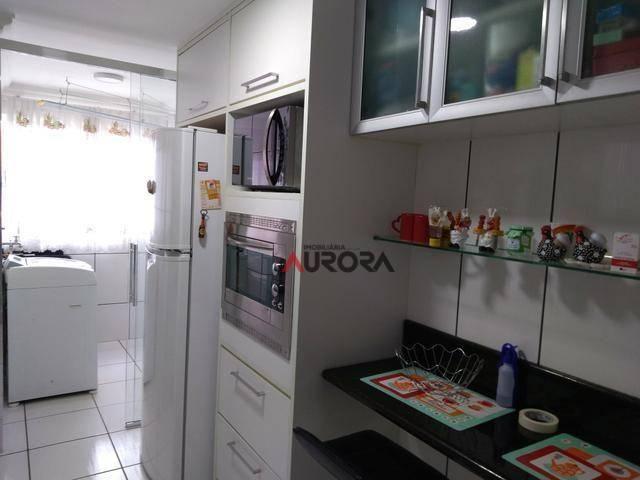 Apartamento Res. Castelo Branco II com 3 dormitórios à venda, 90 m² por R$ 185.000 - Cháca - Foto 3