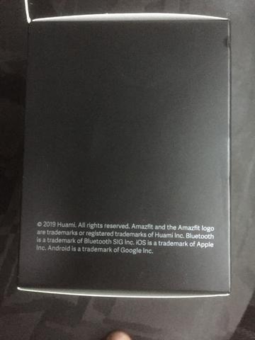 Relógio Xiaomi Amazfit - Foto 4