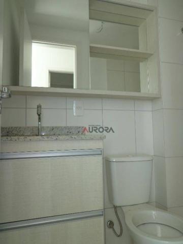 Apartamento com 2 dormitórios para alugar, 52 m² por R$ 1.300,00/mês - Vila Brasil - Londr - Foto 6