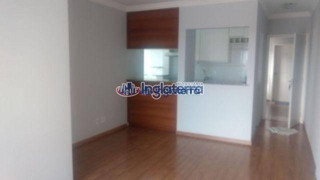 Apartamento com 3 dormitórios à venda, 75 m² por R$ 295.000 - Vale dos Tucanos - Londrina/ - Foto 6