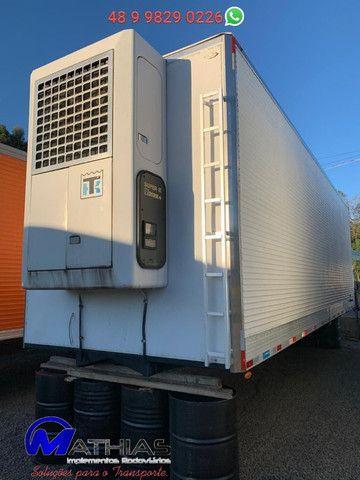 Bau termico 8.50mts conjunto com maquina de frio super ii max Mathias implementos - Foto 3