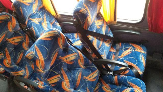 Ônibus Executivo Buscar Rodoviária MB 0500 - Foto 6