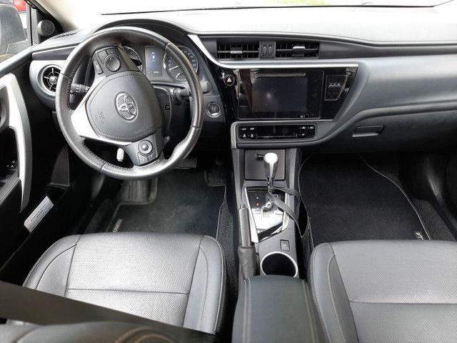 Toyota Corolla xrs 2.0 Flex 2018 - Foto 6