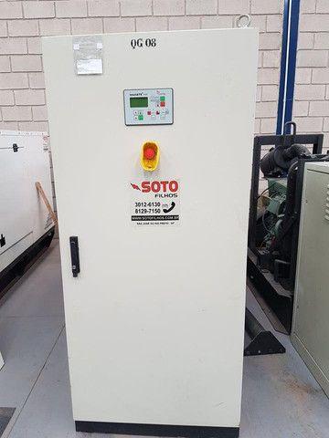 Painel automático para gerador Qta Rampa Paralelismo manual - Foto 5