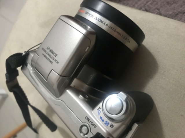 Câmera Olympus SP-800UZ - Foto 5