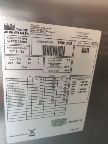 Máquina de espresso Taylor 712 2019 Nova - Foto 2