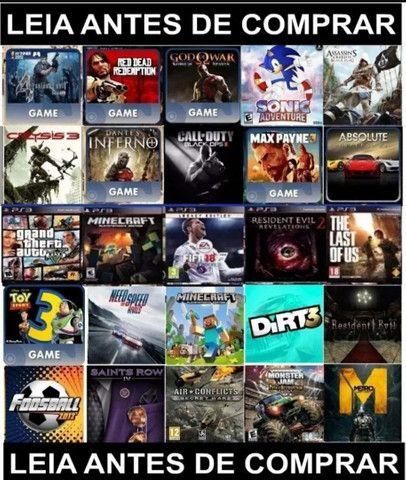2.000 jogos de Ps3 digital  - Foto 3