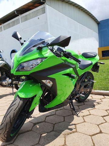 Ninja 300 - 26km - Moto Impecável De Final De Semana! - Foto 5