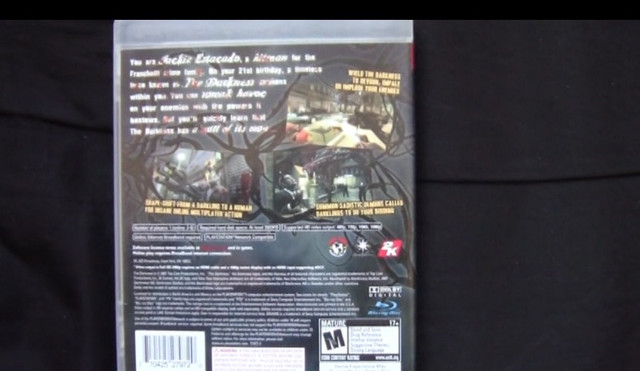 Jogo ps3 the Darkness - Foto 2