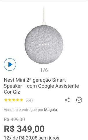 Google Nest Mini 2  - Foto 2