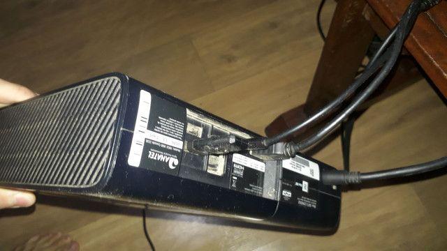 Xbox 360 usado, conservado, uma manete (estado ruim) - Foto 3
