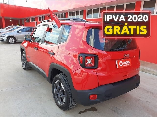 Jeep Renegade Sport Flex MT 1.8 - 2019 - Foto 5