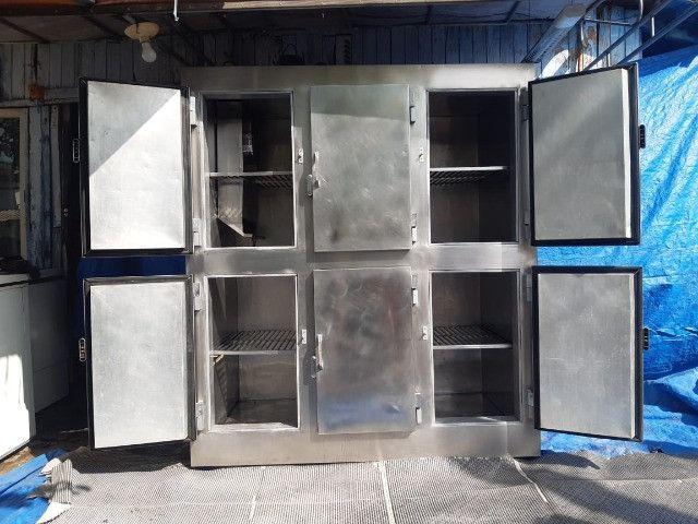 Câmara Fria Industrial 1480 litros - Foto 3