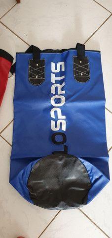 PRODUTO NOVO - 06 Sacos de Boxe StyloSport - Foto 5