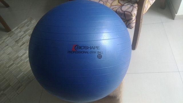 Bola Pilates Azul - Foto 4