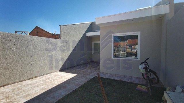 Casa para Venda em Ponta Grossa, Campo Belo, 2 dormitórios, 1 banheiro, 1 vaga - Foto 3