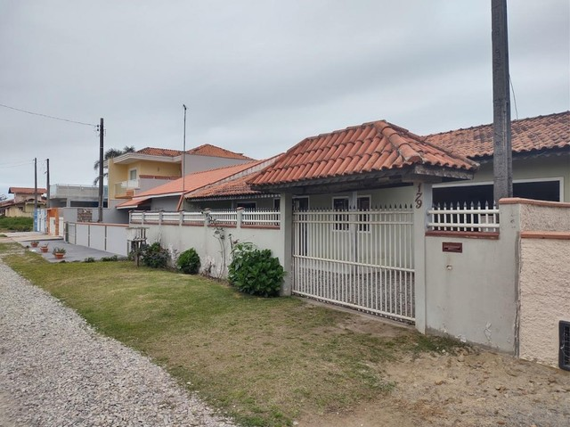 Casa para Venda em Balneário Barra do Sul, Salinas, 3 dormitórios, 1 banheiro, 2 vagas - Foto 2