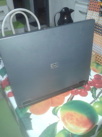 Notebook HP Service Tag