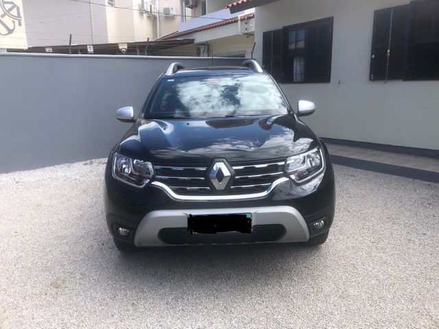 Duster Iconic 2021/ 5500 km