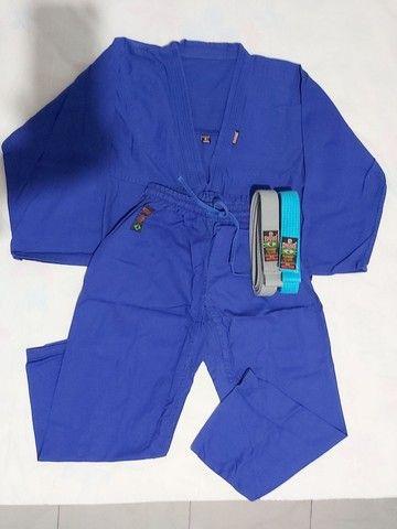 Kimono de luta para judô- Shyroi A1