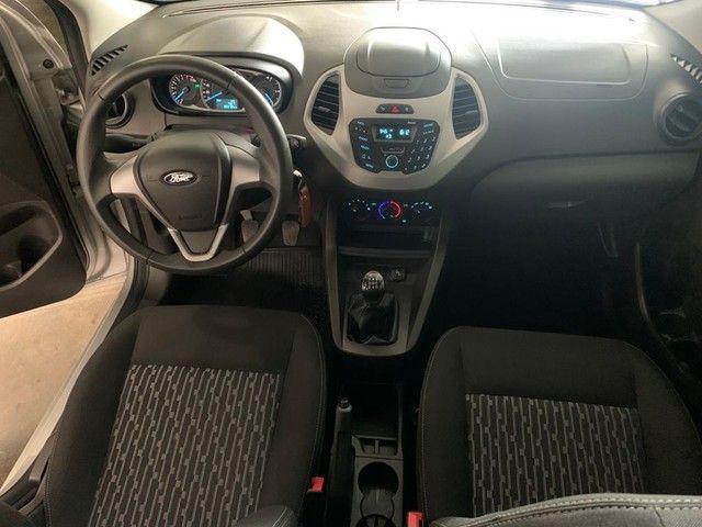 Ford Ka se 1.0 2018 completo  - Foto 9