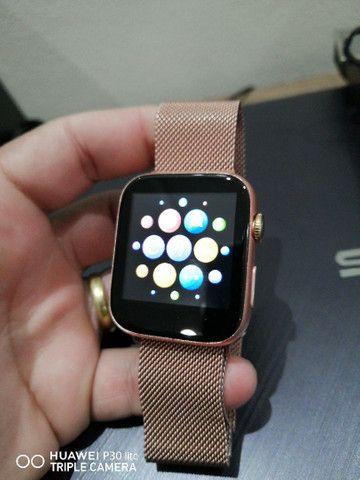 Relógio Smart Watch W5 - Foto 4