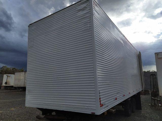 Furgão Baú Carga Seca Truck (Cód. 54) - Foto 2