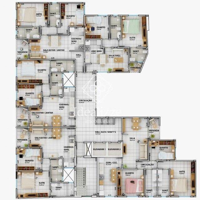 IMO.003 Apartamento para venda Retiro- Volta Redonda, 2 quartos - Foto 11