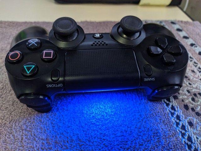 Controle PS4 ORIGINAL ÓTIMO ESTADO  - Foto 2