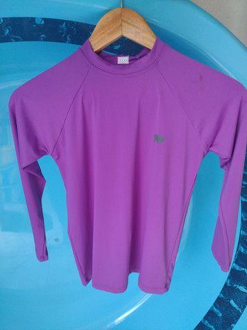 Camisas proteção uv - Foto 4