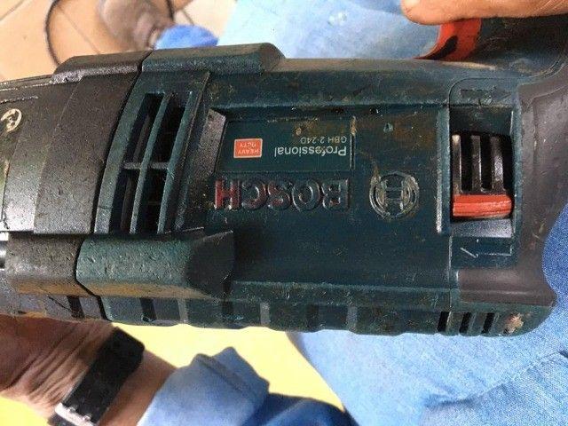 Martelete Prof Bosch gbh 2-24d sds Plus - P0036 - Foto 2