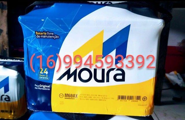 Bateria Moura Semi-nova