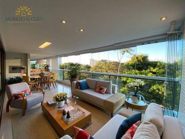 Le Parc com 4 dormitórios à venda, 243 m² por R$ 2.420.000 - Paralela - Salvador/BA - Foto 9