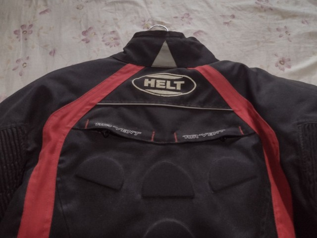 Jaqueta motoqueiro HELT - Foto 5