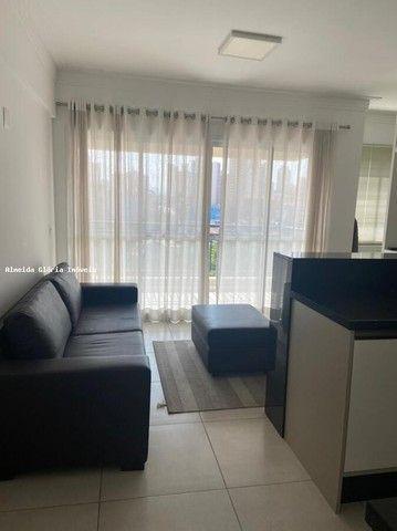 Apartamento para Locação em São Paulo, Santana, 1 dormitório, 1 suíte, 1 banheiro, 2 vagas
