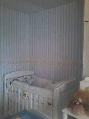 Papel de parede e cortinas e persianas - Foto 4
