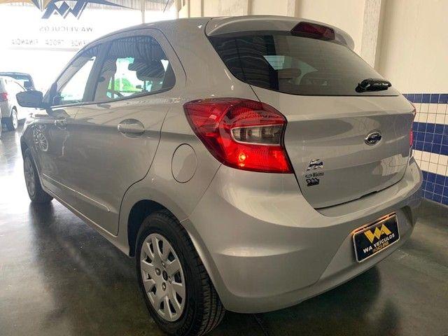 Ford Ka se 1.0 2018 completo  - Foto 5